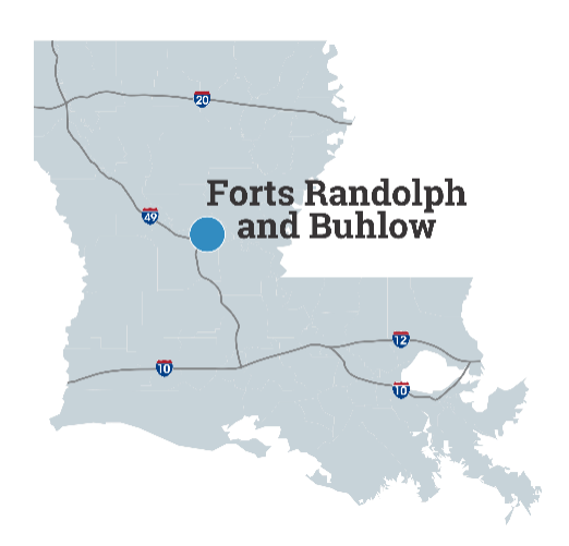 Forts Randolph & Buhlow State Historic Site