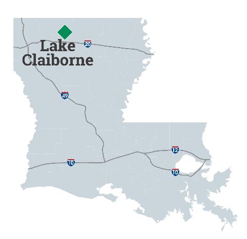 louisiana grand isle state park map, louisiana state map cities, louisiana chicot state park map, louisiana purchase state park arkansas, on louisiana lake claiborne state park map