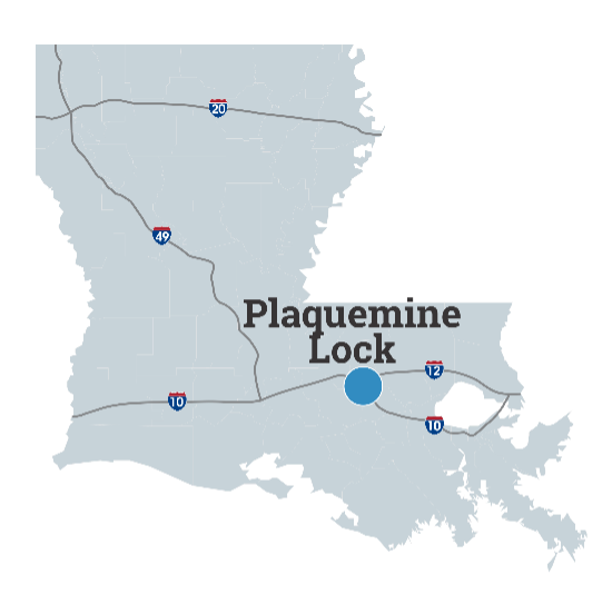 Plaquemine Lock State Historic Site