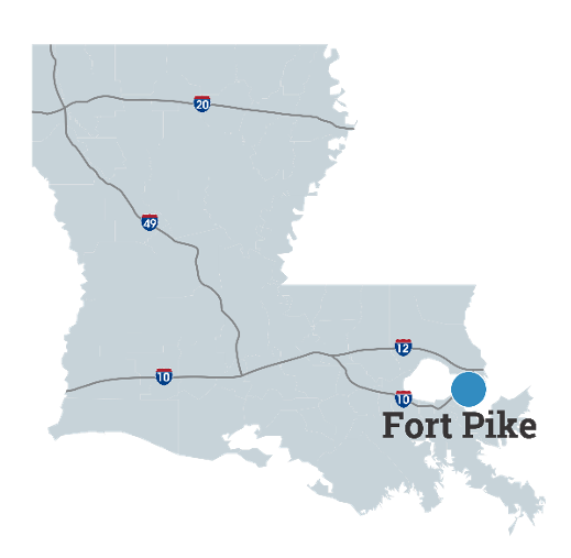 Fort Pike State Historic Site