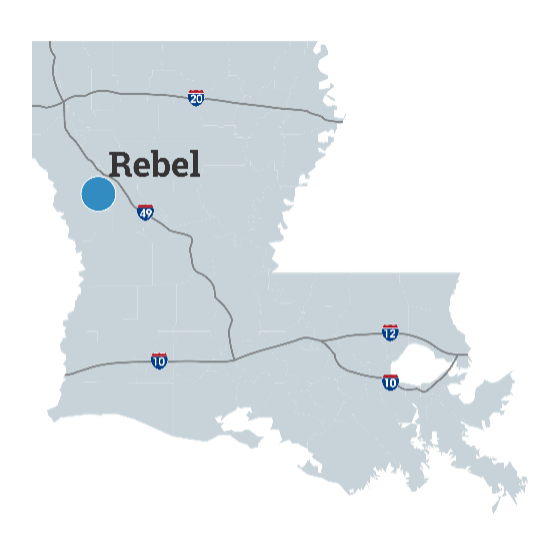 Rebel State Historic Site