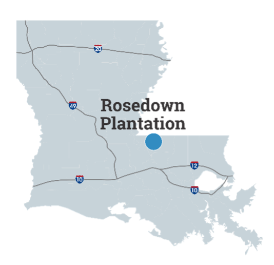 Rosedown Plantation State Historic Site