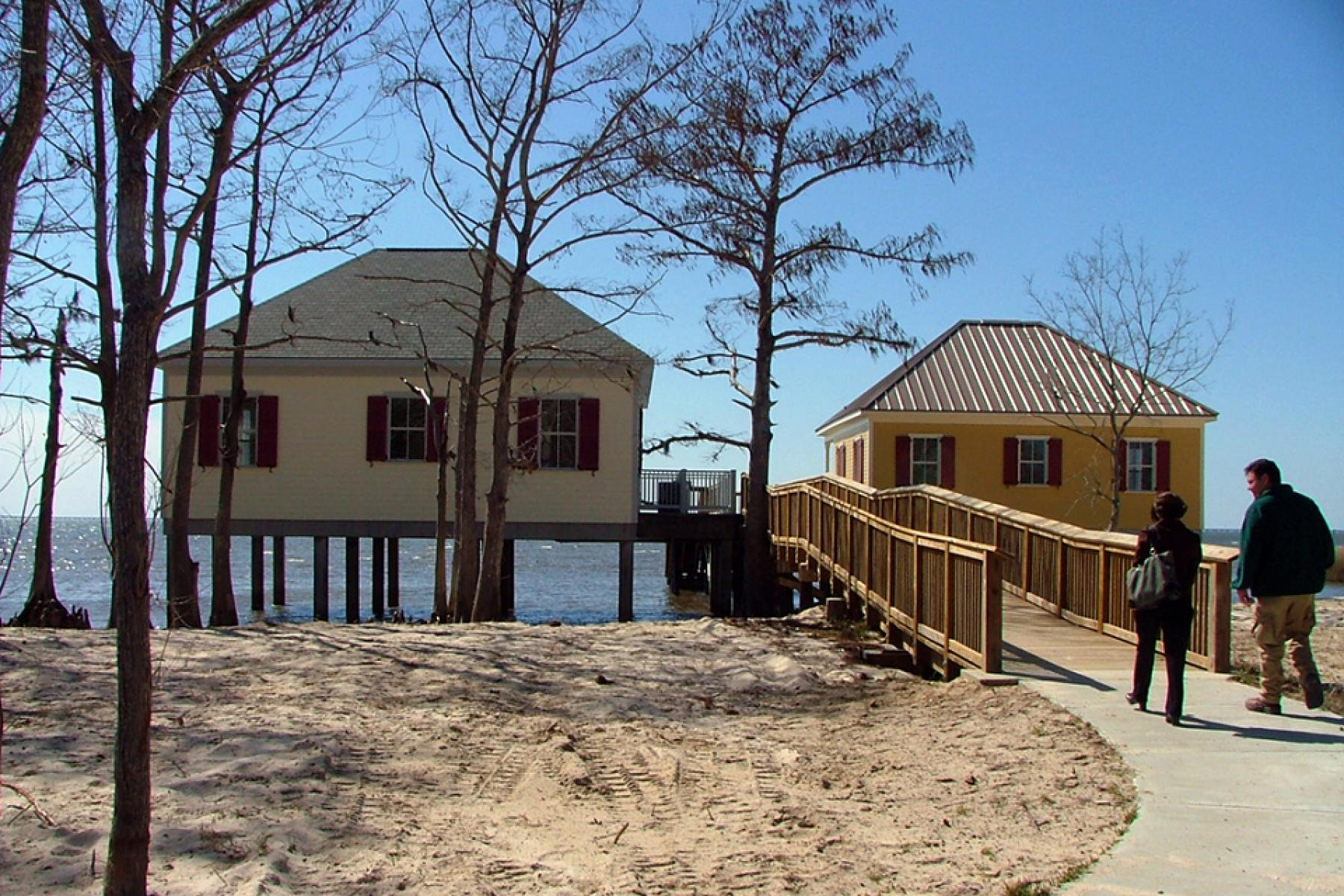 Fontainebleau Cabins