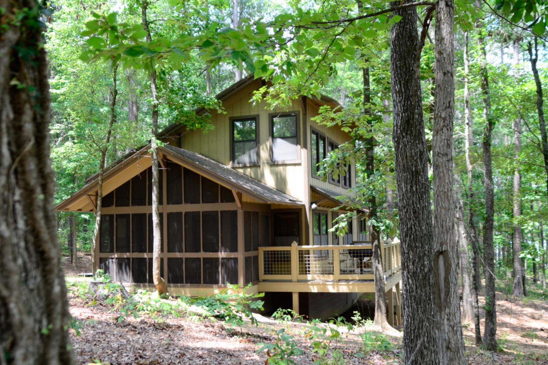 Lake Claiborne Cabin